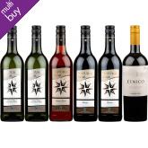 Box of 6 Fair Trade Wines