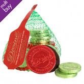 Divine Fairtrade 70% Dark Chocolate Coins 65g
