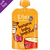 Ella's Kitchen Baby Brekkie - Banana 100g