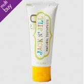 Jack N' Jill Gluten Free Toothpaste - Banana - 50g
