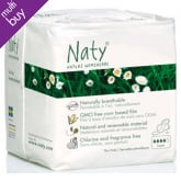 Naty by Nature Womancare Sanitary Towel - Normal Plus - Pack of 13