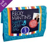 Becky Mantin's Nappy Grab Bag - Size 3