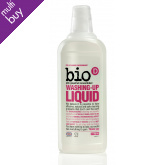 Bio D Washing-up Liquid with Grapefruit - 750ml