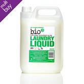 Bio D Laundry Liquid with Juniper and Seaweed - 5L
