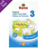 Holle Organic Goat Milk Follow on Formula 400g
