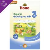 Holle Organic Growing Up Milk 3 - 600g