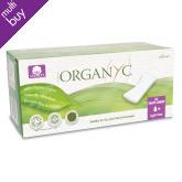 Organyc Panty Liners - Light Flow - Pack of 24