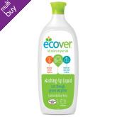 Ecover Washing Up Liquid Lemon 1L