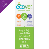 Ecover Biodegradable Compost Bags (10)