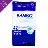 Bambo Nature Disposable Nappies (Midi/Maxi/Maxi+/Junior)