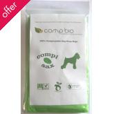 Compostable Dog Poo Bags - 50 Bags