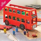 Fair Trade Red Bus