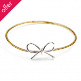 Believer Jewellery Little Ones Bow Bangle