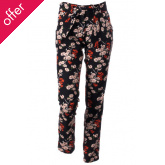 Nancy Dee Beth Cherry Blossom Trousers