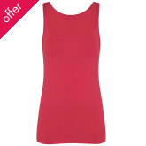 Asquith London Live Fast Boatneck Vest Top