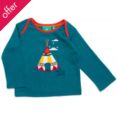 Applique Baby Tees - Biscan Bay Teepee