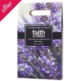 Faith in Nature Lavender & Geranium Minis Gift Pack