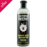 Faith In Nature Happy Dog Shampoo - Chamomile - 400ml