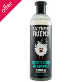 Faith In Nature Dirty Dog Shampoo - Tea Tree - 400ml