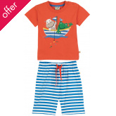Frugi Teddy Outfit
