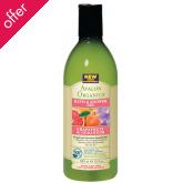 Avalon Organics Bath & Shower Gel - Grapefruit & Geranium - 355ml