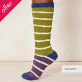 Braintree Recycled Willoemi Fluffy Socks