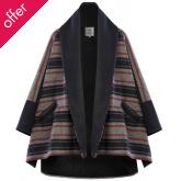 Komodo Manchu Coat