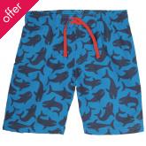 Frugi Sharkies Board Shorts