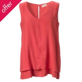 Nomads Double Layer Vest Top