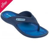 Rider Kids Cape VII Dry-Eco Foam Flip Flops - Blue