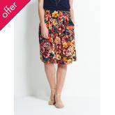 Nomads Valeria Floaty Skirt