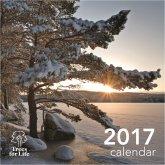 Trees for Life Calendar 2017