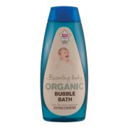 Beaming Baby Organic Baby Care Bubble Bath - 250ml