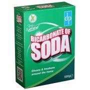 Clean & Natural Bicarbonate of Soda 500g