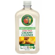 Earth Friendly Lemon Creamy Cleaner - 500ml