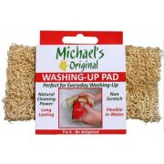 Michael's Original Washing Up Luffa Pad