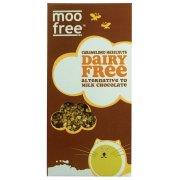 Dairy Free Caramelised Hazelnut Chocolate Bar 100g