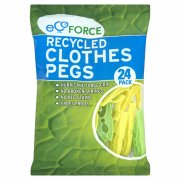 EcoForce Recycled Pegs- 24pk
