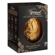 Divine Dark Chocolate Shell Egg - Large 150g