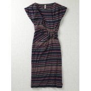 People Tree Olivie Bow Stripe Dress