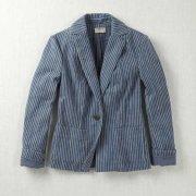 People Tree Gisela Stripe Jacket