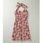 Nomads Daisy Print Halterneck Dress