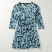 Nomads Daisy Print Tie Front Cardigan