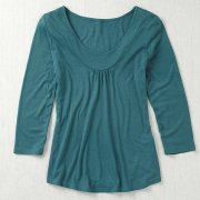 Braintree Lovelle Pleated Front Top