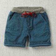 Bermuda Shorts (Celestial Blue)