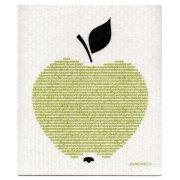 Jangneus Design Cloths - Green - Pack of 4
