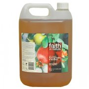 Faith In Nature Pomegranate & Rooibos Handwash  - 5L