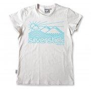 Silverstick Women's Organic Cotton Made For Life T-Shirt