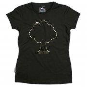 Silverstick Organic Cotton Women's Tree T-Shirt