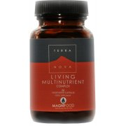 Terranova Living Multinutrient Complex - 50caps